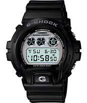 G-Shock DW6900HM-1 Classic Black Watch