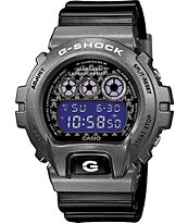 G-Shock DW6900SC-8 Crazy Color Metallic Black Digital Watch