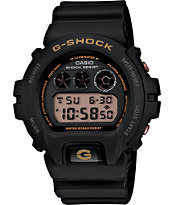 G-Shock DW6930C-1 Limited Edition 30 Year Black & Copper Watch