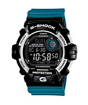 G-Shock G-8900SC-1B Black & Blue Digital Watch