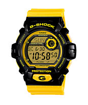 G-Shock G-8900SC-1Y Black & Yellow Digital Watch