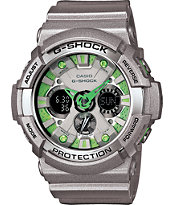 G-Shock GA-200SH-8A X-Large Grey & Green Watch