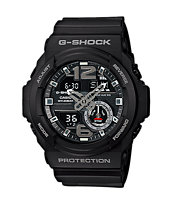 G-Shock GA-310-1A Arabic Index Black Watch