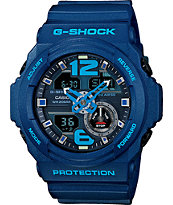 G-Shock GA-310-2A Arabic Index Blue Watch