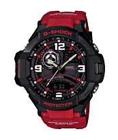 G-Shock GA1000-4B Gravity Master Watch
