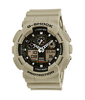 G-Shock GA100SD-8A Military Sand Digital Chronograph Watch