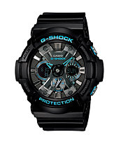 G-Shock GA201BA-1A Aviator Watch