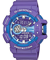 G-Shock GA400A-6A Rotary Watch