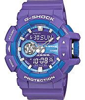 G-Shock GA400A-6A Rotary Watch