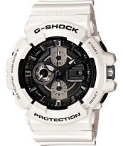G-Shock GAC110GW-7A Garish White & Black Watch