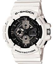 G-Shock GAC110GW-7A Garish White & Black Watch