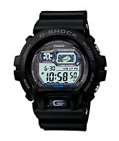 G-Shock GB-X6900B-1B Black & Blue Bluetooth Smart Watch