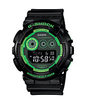 G-Shock GD120N-1B3 Face Color Digital Watch