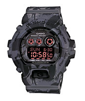 G-Shock GDX6900MC-1 Grey Camo Watch