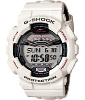 G-Shock GLS100-7 Winter G-Lide White Watch