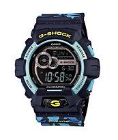 G-Shock GLS8900CM-2 Winter G-Lide Blue Camo Watch