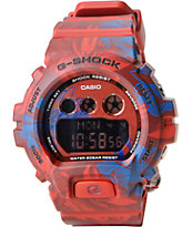G-Shock GMDS6900F-4 Botanical Rose Digital Watch
