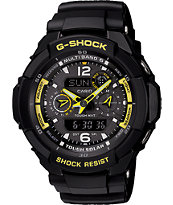 G-Shock GW3500B-1A G-Aviation Multi-Mission Combi Digital Watch