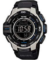 G-Shock PRG-270-7 Pro Trek Black & Grey Digital Watch