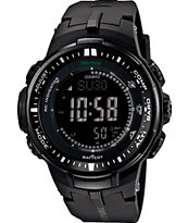 G-Shock Pro Trek PRW-3000-1A Black Solar Powered Digital Watch