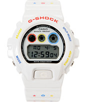 G-Shock x Bearbrick DW6900MT-7 LTD White Watch