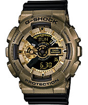 G-Shock x New Era GA-110 LE Black & Gold Watch