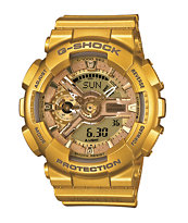 G-Shock x Vashtie GMAS110VK-9A LTD Gold Watch