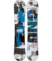 GNU Carbon Credit 159CM Wide Snowboard