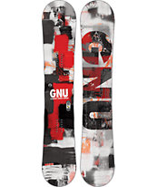 GNU Carbon Credit 162CM Wide Snowboard