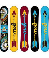 GNU Danny Kass XC2 BTX 151cm Mid Wide Snowboard