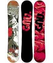 GNU Eco-Genetics C2 BTX 162 Snowboard