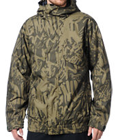 GNU Everyday 2013 All Over Print 8K Snowboard Jacket
