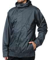 GNU Everyday 2013 Grey 8K Snowboard Jacket