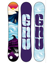 GNU Ladies Choice EC2 PBTX 153.5cm Women's 2014 Snowboard