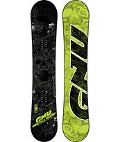 GNU Metal Guru 158 Snowboard