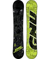 GNU Metal Guru 162 Snowboard
