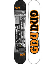 GNU Riders Choice 158cm Wide Snowboard