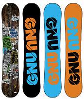 GNU Riders Choice C2 PBTX 151.5 Snowboard