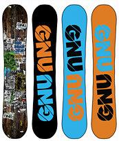 GNU Riders Choice C2 PBTX 154.5 Snowboard