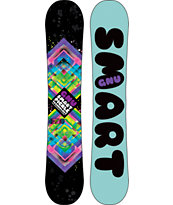 GNU Smart Pickle 144cm Women's Snowboard