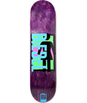 "Girl Beibel Spike It 7.8"" Skateboard Deck"