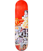 "Girl Biebel Mish Mosh 7.87"" Skateboard Deck"