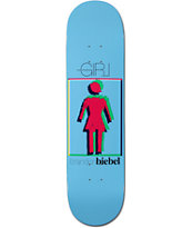 Girl Biebel Modern OG 8.0 Skateboard Deck