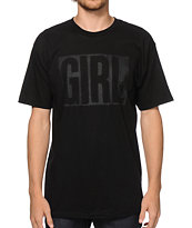 Girl Big Girl Tonal Tee Shirt