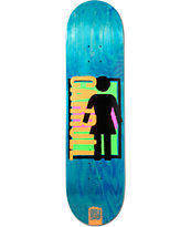 "Girl Carrol Spike It 8.1"" Skateboard Deck"