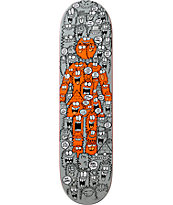 "Girl Carroll Lyons Monsters 8.125"" Skateboard Deck"