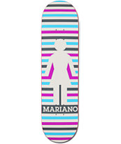 Girl Guy Mariano Geo 8.125 Skateboard Deck