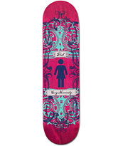 Girl Kennedy Centurion 8.0 Skateboard Deck