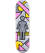 "Girl Kennedy Framework OG 8.0"" Skateboard Deck"