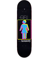 Girl Kennedy Modern 7.87 Skateboard Deck